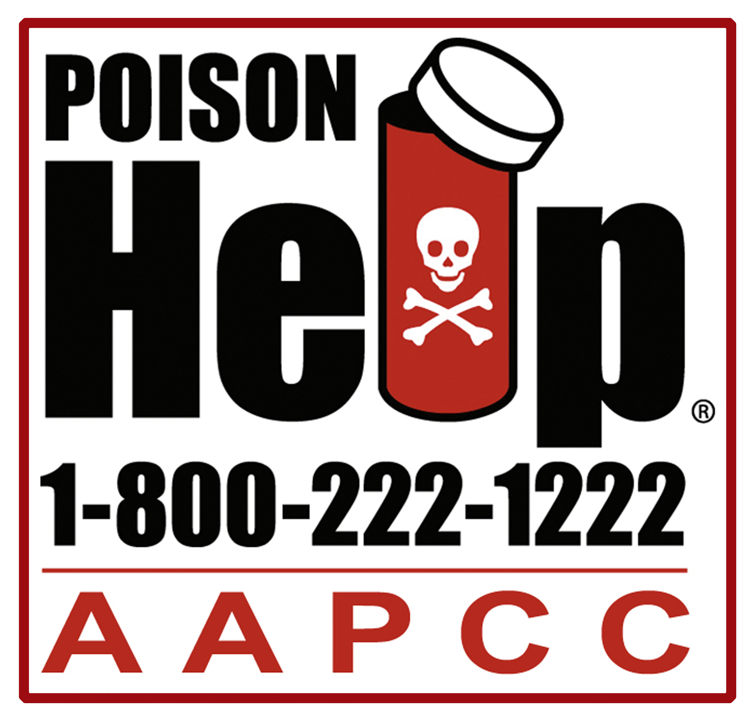 Prevention of poisoning: how to save a child